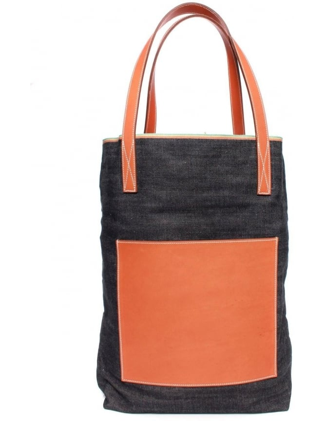Edwin Jeans Leger Tote - Rainbow Selvage