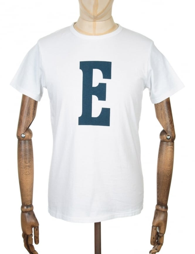 Edwin Jeans Logo T-shirt - White