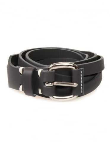 Meriweather Fine Belt Leather - Grey