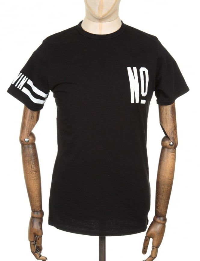 Edwin Jeans Numbers T-shirt - Black