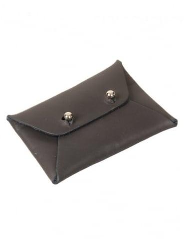 Edwin Jeans One Piece Wallet Leather - Grey