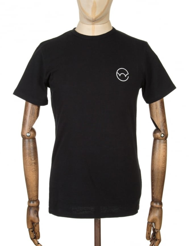 Edwin Jeans Type 4 Logo T-shirt - Black