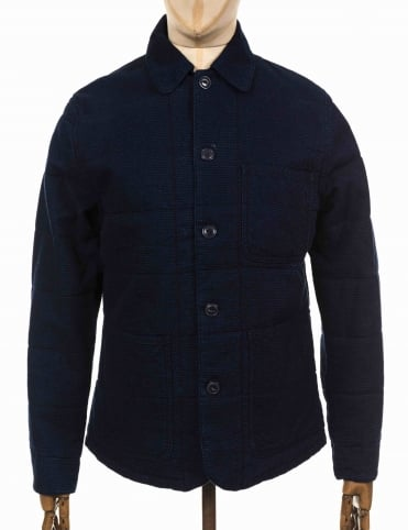 Union Jacket - Dark Indigo