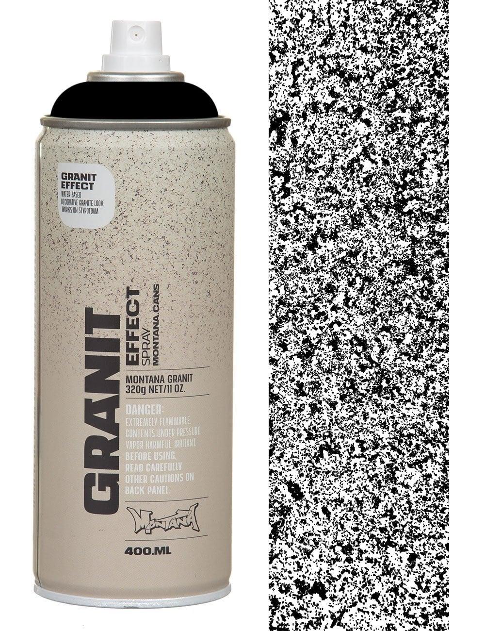 Eg9000 Black Granite Effect Spray Paint 400ml