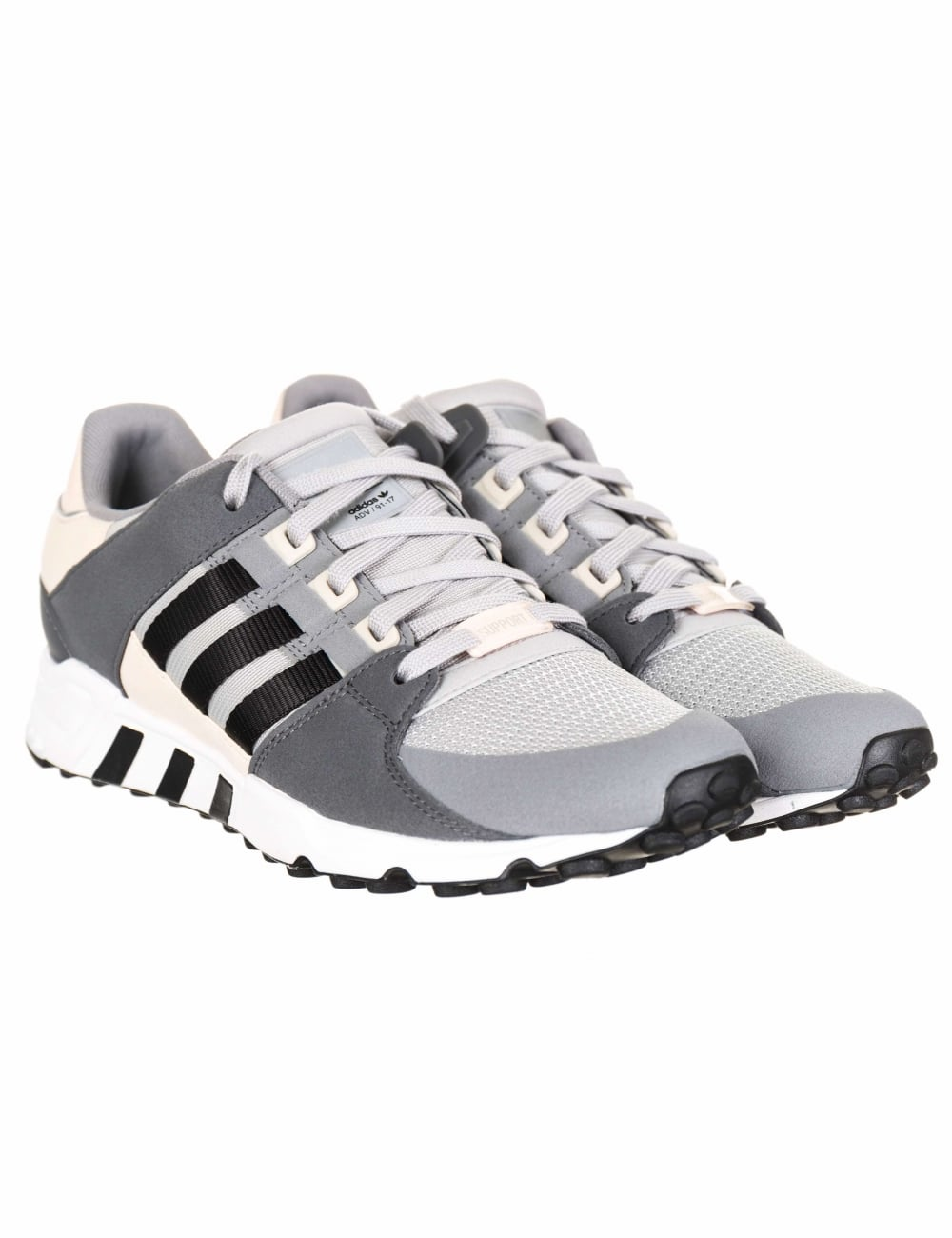 100% authentic 4c907 0aeec EQT Support RF Trainers - Grey Two/Core Black