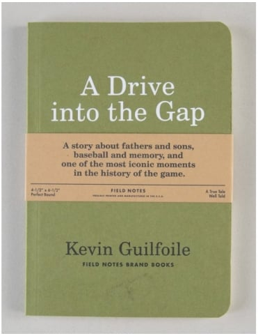 Field Notes A Drive into the Gap