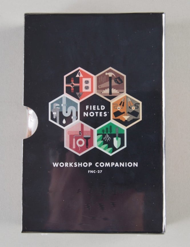 Field Notes Workshop Companion (6 Pack)