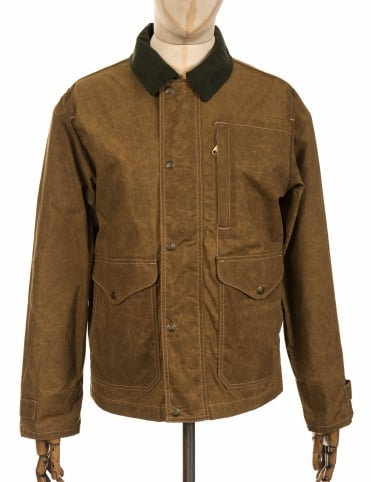 Short Mile Marker Jacket - Tan
