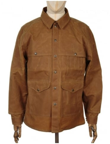 Tin Cloth Cruiser Jacket - Tan