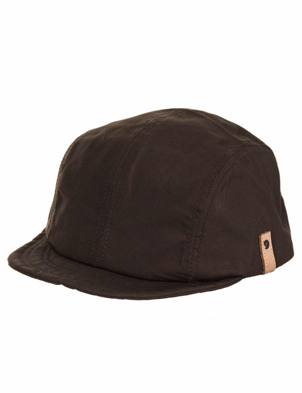 5942437ce88 Fjallraven Abisko Cap - Dark Olive - Hat Shop from Fat Buddha Store UK