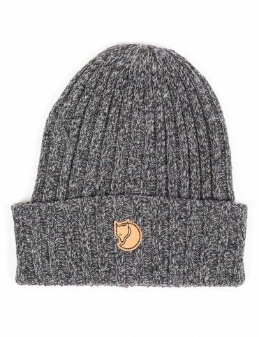 425ab21f07fc7 Fjallraven Byron Beanie Hat - Dark Grey Grey