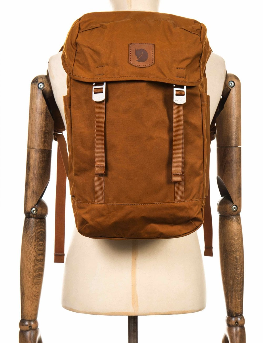 6324b48a Fjallraven Greenland Top 20L Backpack - Chestnut - Accessories from ...
