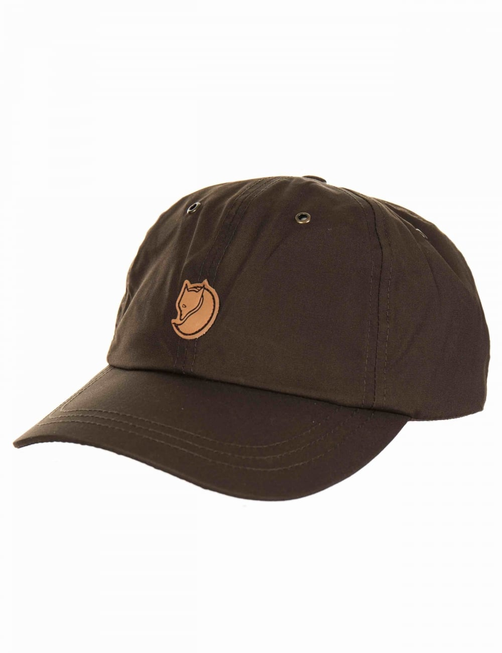 Fjallraven Helags Cap - Dark Olive - Hat Shop from Fat Buddha Store UK f24e61031c5