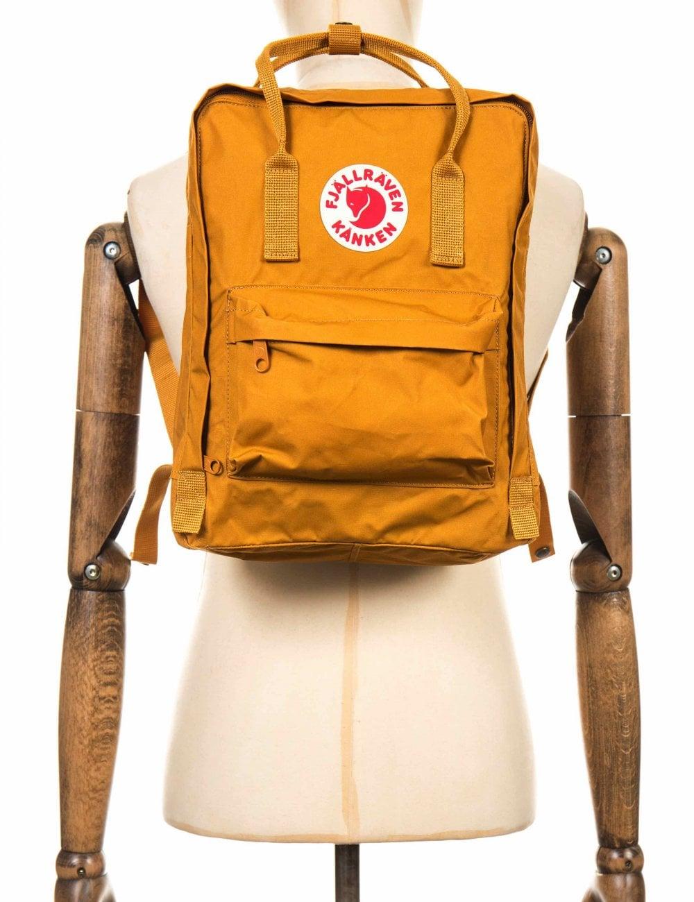 37ef46ee9c5 Fjallraven Kanken Classic Backpack - Acorn - Accessories from Fat ...