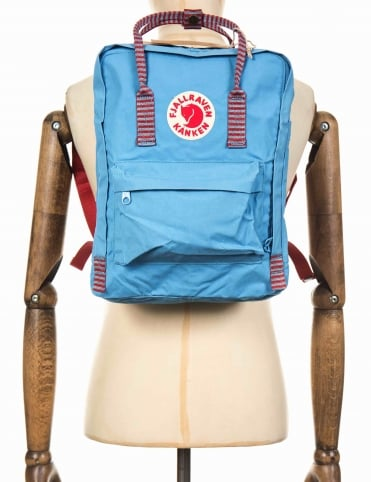 Kanken Classic Backpack - Air Blue-Striped