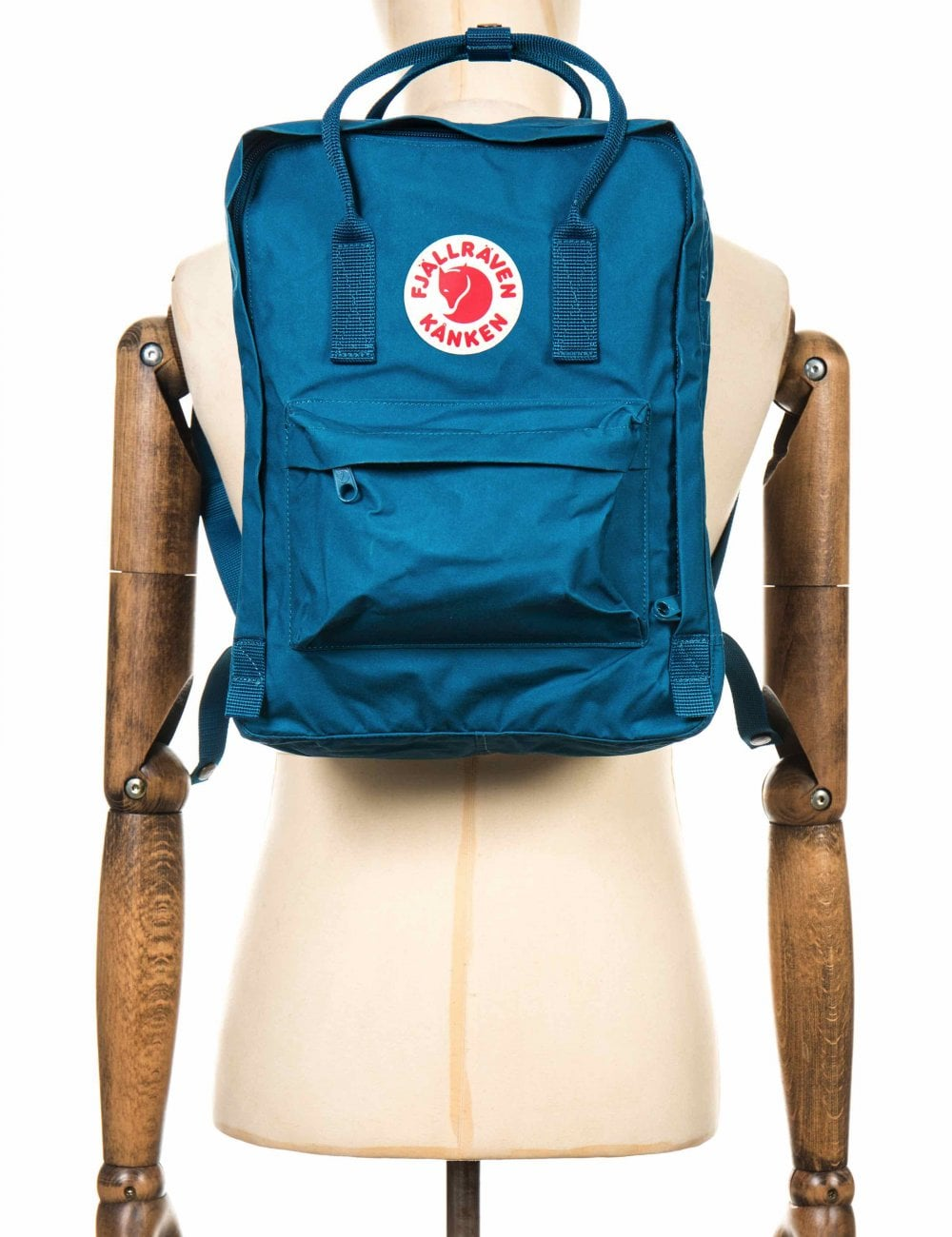 47d955d33027 Fjallraven Kanken Classic Backpack - Glacier Green - Accessories ...