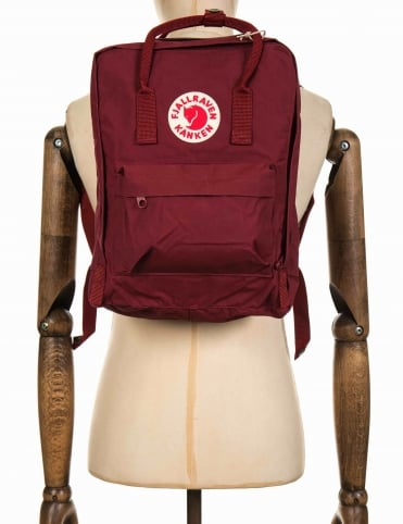 Kanken Classic Backpack - Ox Red