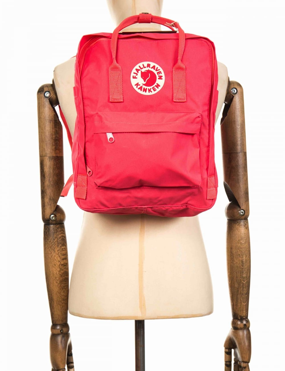 24a01fbb374 Fjallraven Kanken Classic Backpack - Peach Pink - Accessories from ...