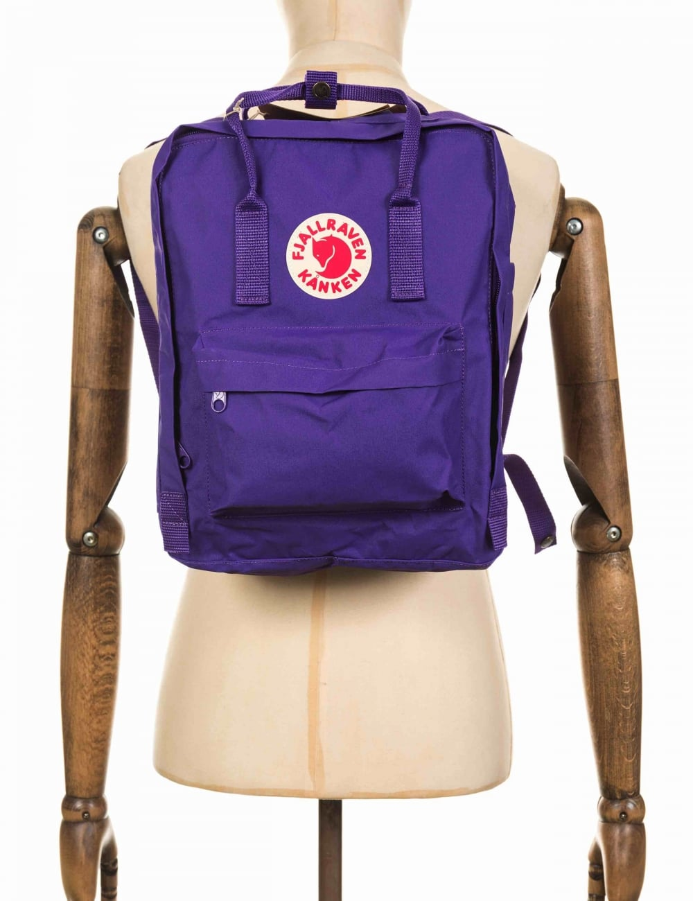 Fjallraven Kanken Classic Backpack - Purple - Accessories from Fat ... 4b8b710895947