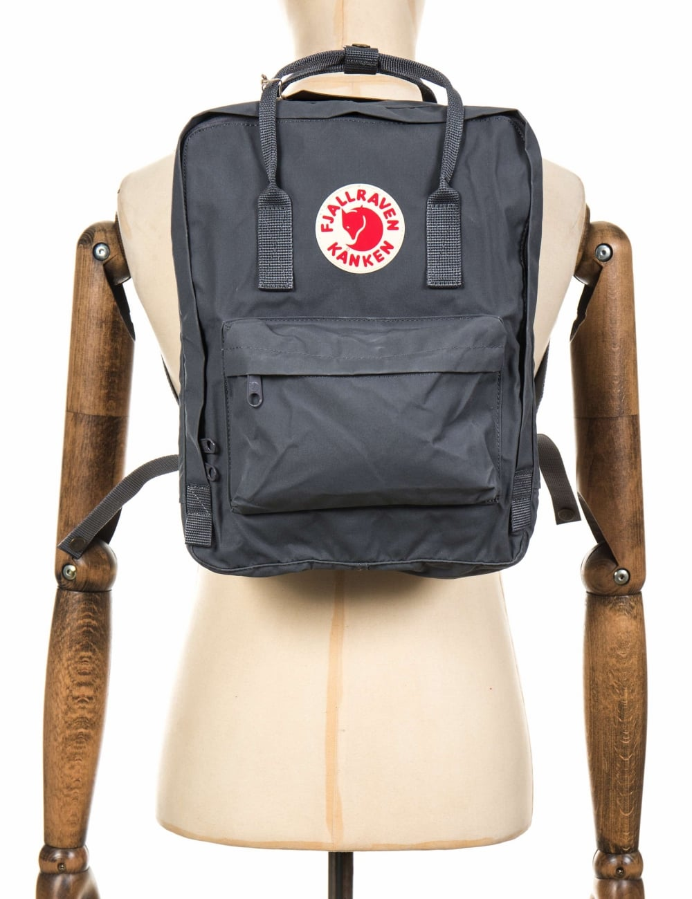 007c59f86 Fjallraven Kanken Classic Backpack - Super Grey - Accessories from ...