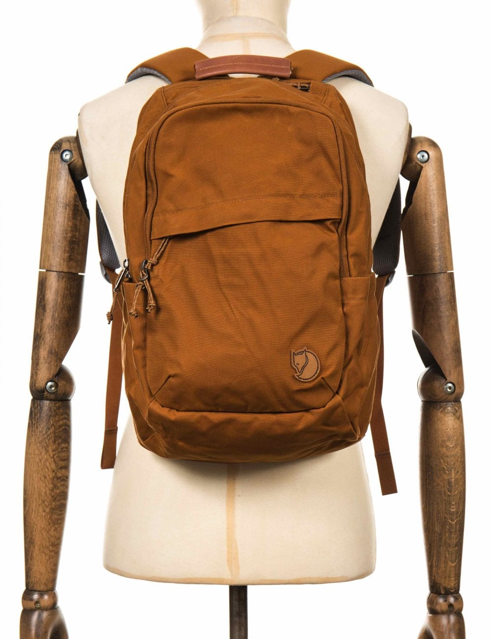 e82c8d8bb Fjallraven Raven 20L Backpack - Chestnut - Accessories from Fat ...