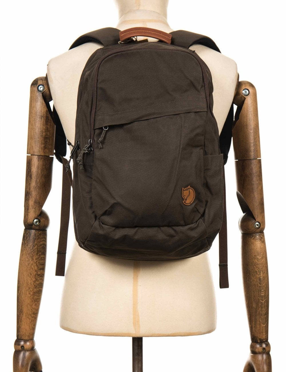 1474290261f5e Fjallraven Raven 20L Backpack - Dark Olive - Bag Shop from Fat ...