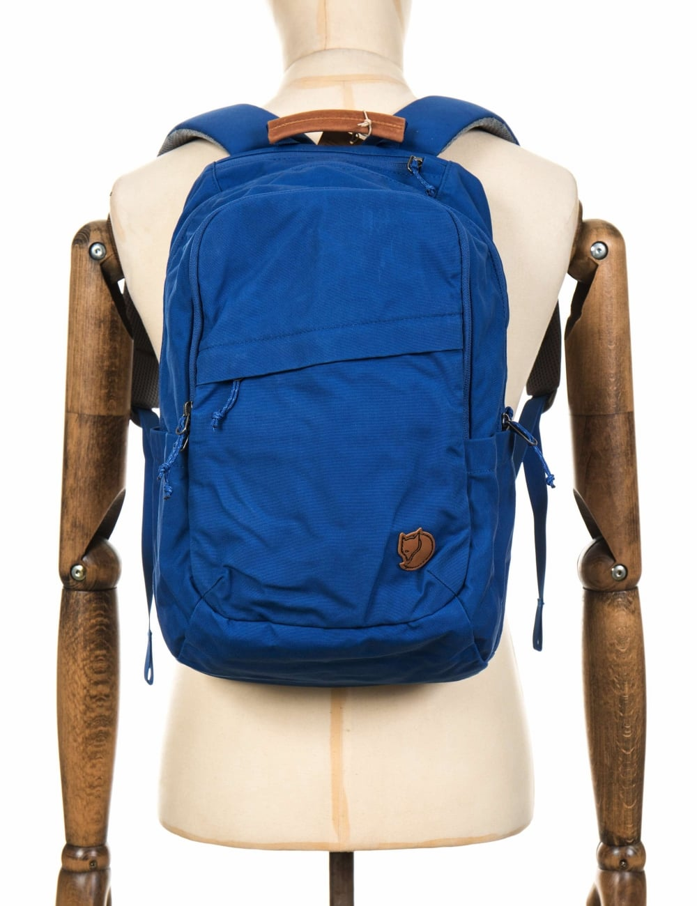 1c37adf41 Fjallraven Raven 20L Backpack - Deep Blue - Accessories from Fat ...