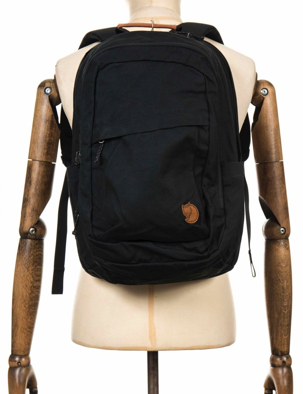 78eed4b5249e Fjallraven Raven 28L Backpack - Black - Accessories from Fat Buddha ...