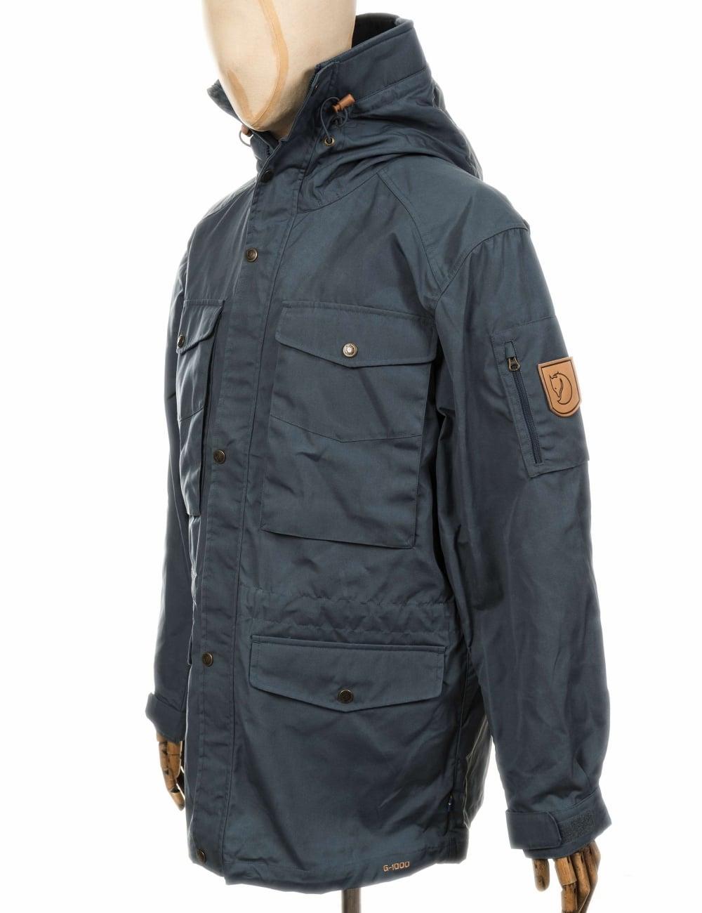 2d808c2d1e1 Fjallraven Singi Trekking Jacket - Dusk - Clothing from Fat Buddha ...