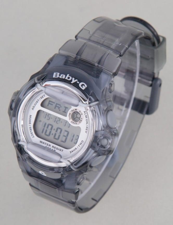G-Shock Baby-G BG-169-8ER Watch - Transparent Black