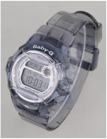Baby-G BG-169-8ER Watch - Transparent Black