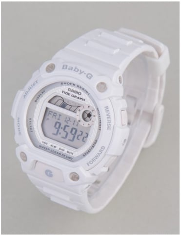G-Shock Baby-G BLX-100-7ER Watch - White