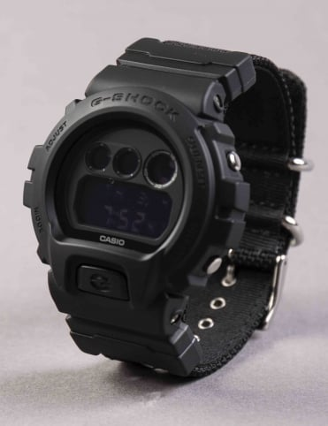 DW-6900BBN-1ER Watch - Blk/Blk