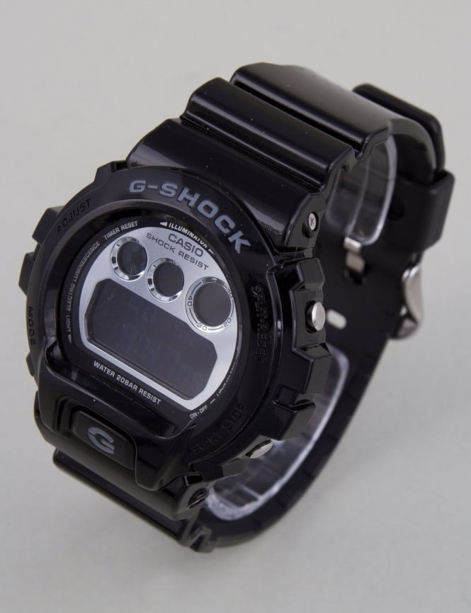 G-Shock DW-6900NB-1ER Watch - Black