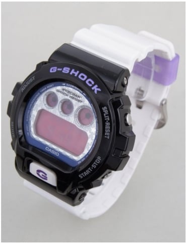 G-Shock DW-6900SC-1ER Watch - Black/White