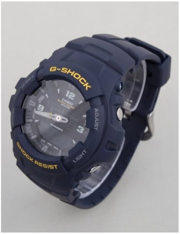 G-100-2BVMES Watch - Blue
