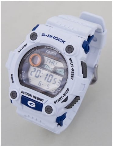 G-7900A-7ER Watch - White