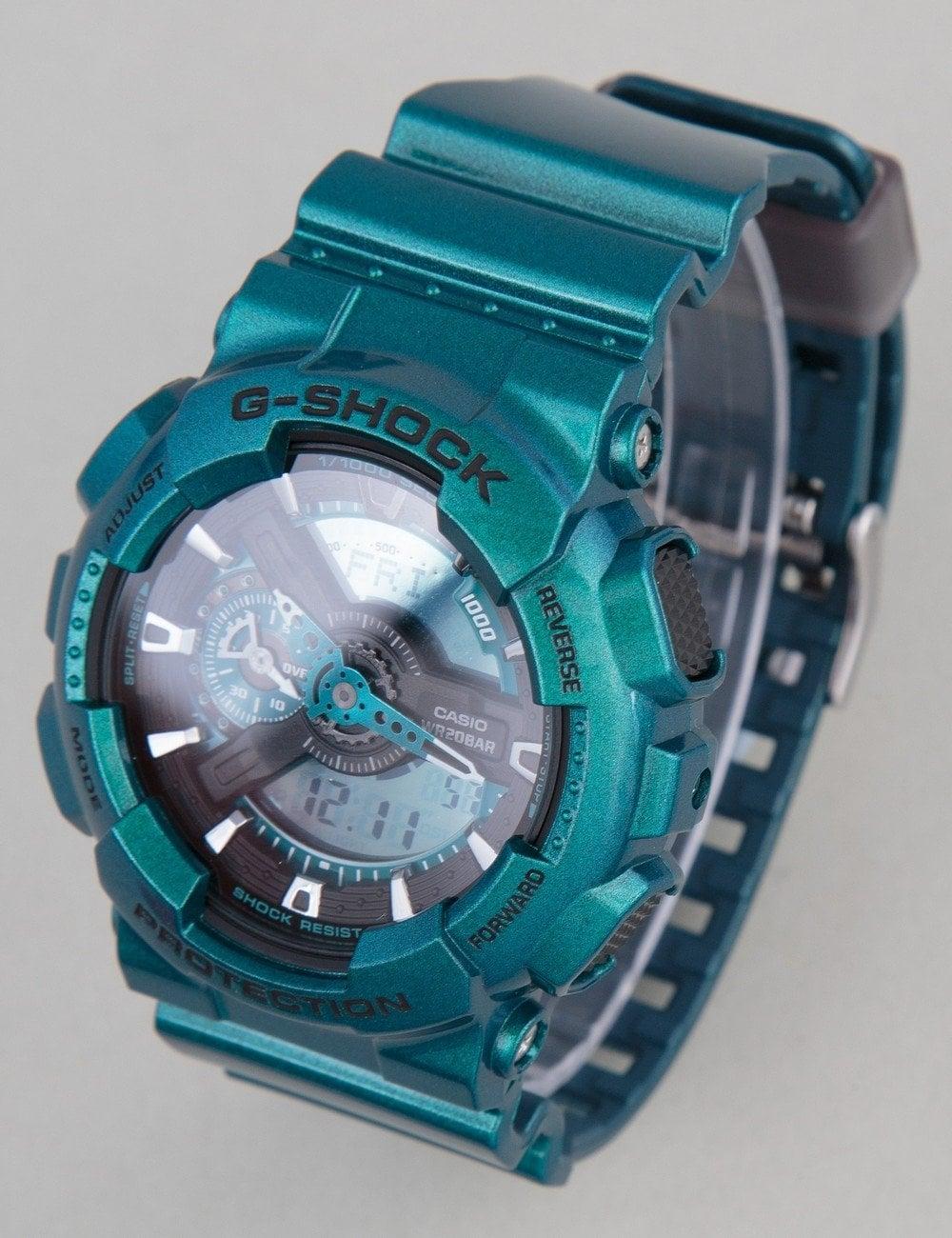 G Shock Green Casio Gshock Original Gd 100ms 3er Limited Colorway Ga 110nm 3aer Watch Accessories From Fat Buddha