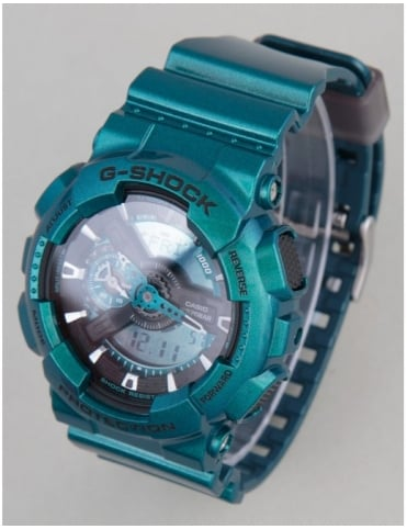 GA-110NM-3AER Watch - Green