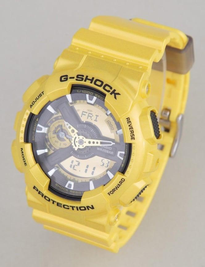 G-Shock GA-110NM-9AER Watch - Yellow