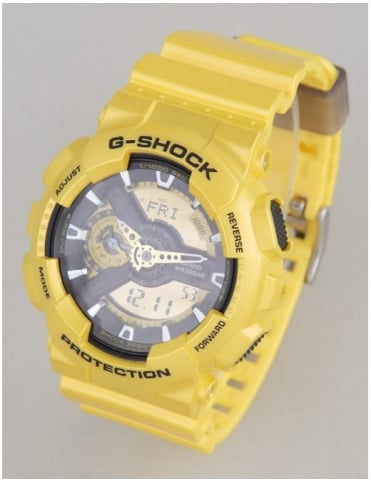 G-Shock GA-110NM-9AER Watch - Yellow