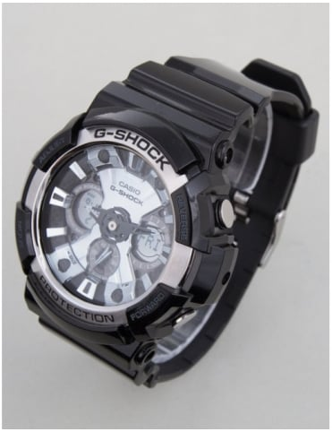 G-Shock GA-200BW-1AER Watch - Black