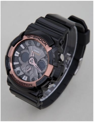 G-Shock GA-200RG-1AER Watch - Black