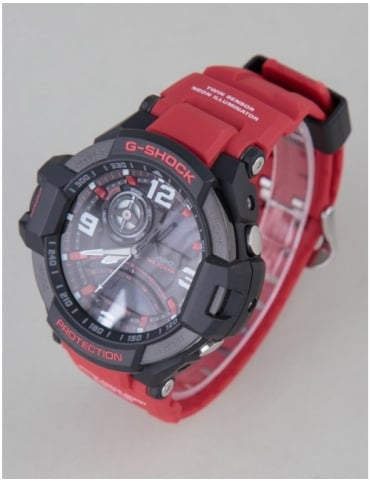 G-Shock GA1000-4B Watch - Red