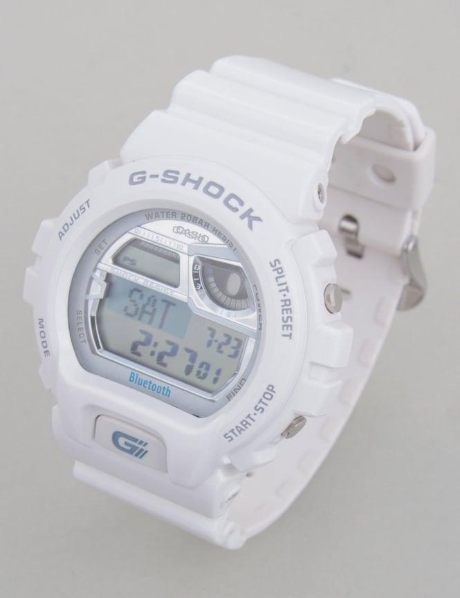 G-Shock GB-6900AA-7ER Watch - White