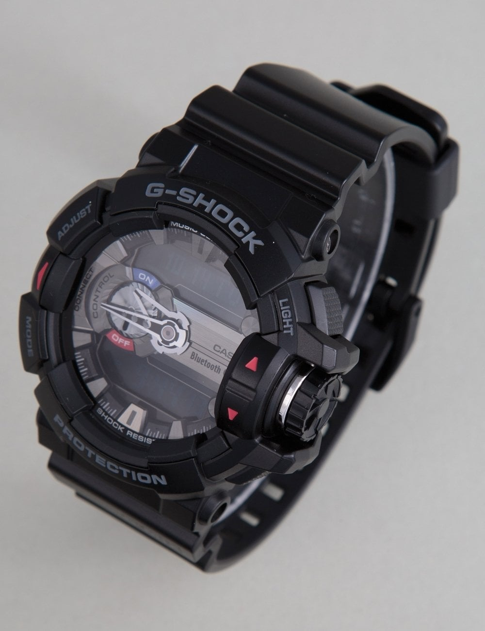 size 40 64134 721e7 GBA-400-1AER Watch - Black