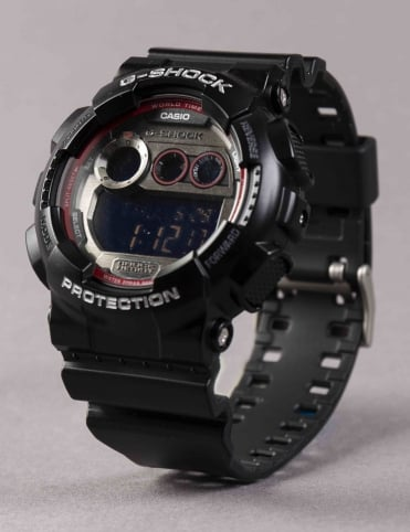 GD-120TS-1ER Watch - Black