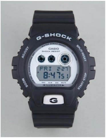 G-Shock GD-X6900-7ER Watch - Black/White