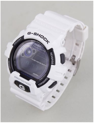 GR-8900A-7ER Watch - White