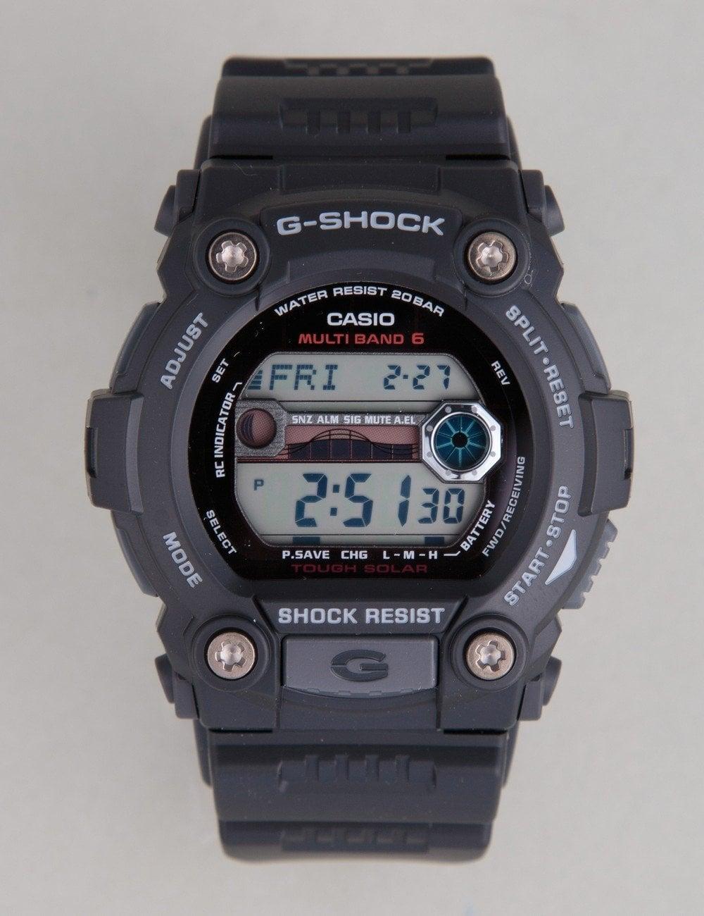 G-Shock GW-7900-1ER Watch - Black e0271c96854